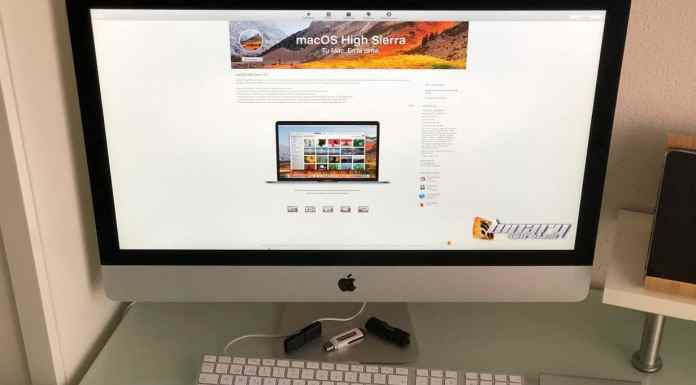 crear pendrive bootable macOS High Sierra