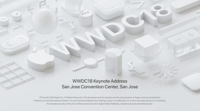 WWDC18 4 JUNIO
