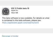 iOS 12 Beta 10 Pública