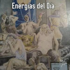 Energías que se Moverán el 13 de Noviembre de 2017