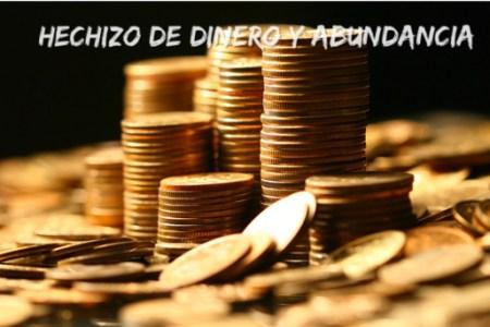 """Hechizo para """"Dinero y Abundancia"""""""