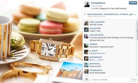 MichaelKors Instagram