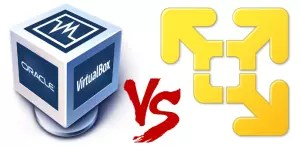 VirtualBox contra VMware