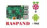RaspAnd, Android 7.1.1 Nougat y Kodi diecisiete para el Raspberry Pi