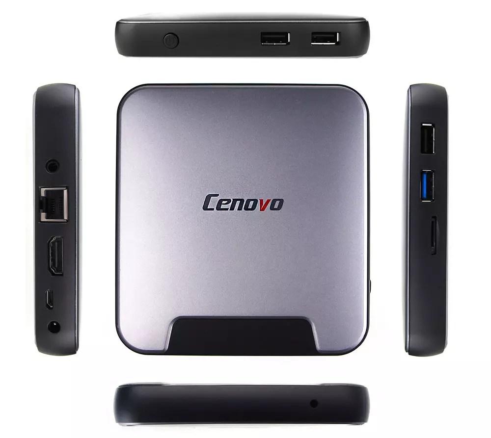 Conoce el Cenovo Mini PC TV Box 2, uno de los mejores