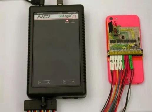 Investigadores clonan NAND de iPhone