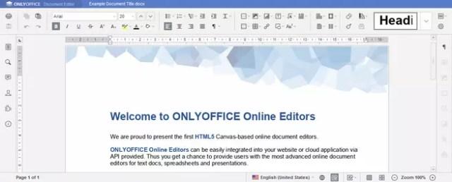 OnlyOffice NextCloud
