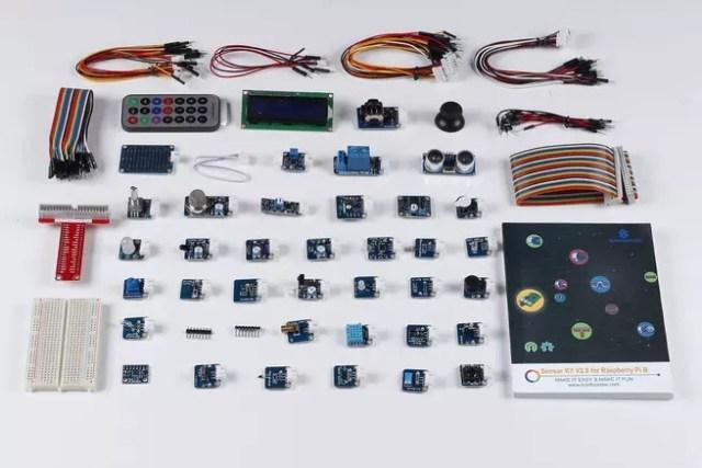 Sensores Raspberry Pi
