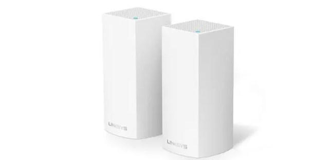 Linksys extensor WiFi de malla de 02 nodos