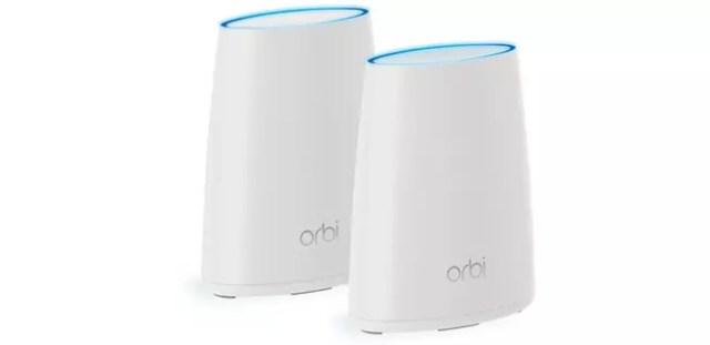 Sistema amplificador WiFi Orbi