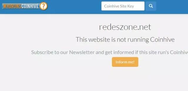 Ejemplo de web que no lo usa