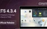 QNAP lanza la nueva versión QTS 4.3.4 de su completo sistema operativo para NAS
