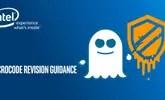 Intel abandona el progreso del microcódigo de 230 procesadores que no se protegerán de Meltdown y Spectre