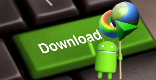 Gestores de descargas para Android
