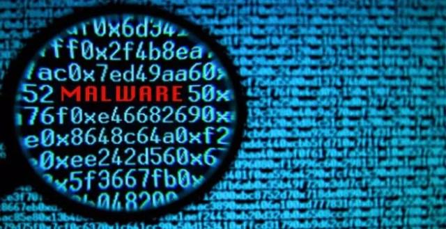 Enlace que contiene malware