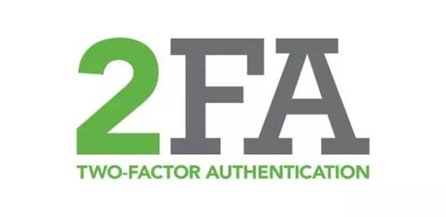No muchos sitios entregan correctamente la autenticación de 2 factores
