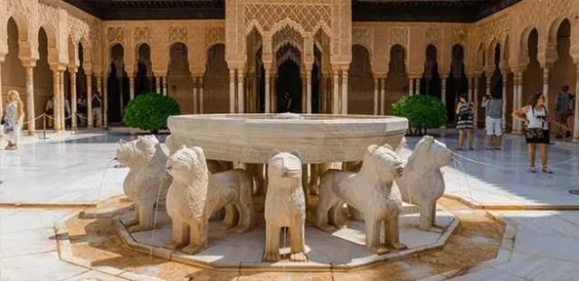 Fallo de confianza en la Alhambra