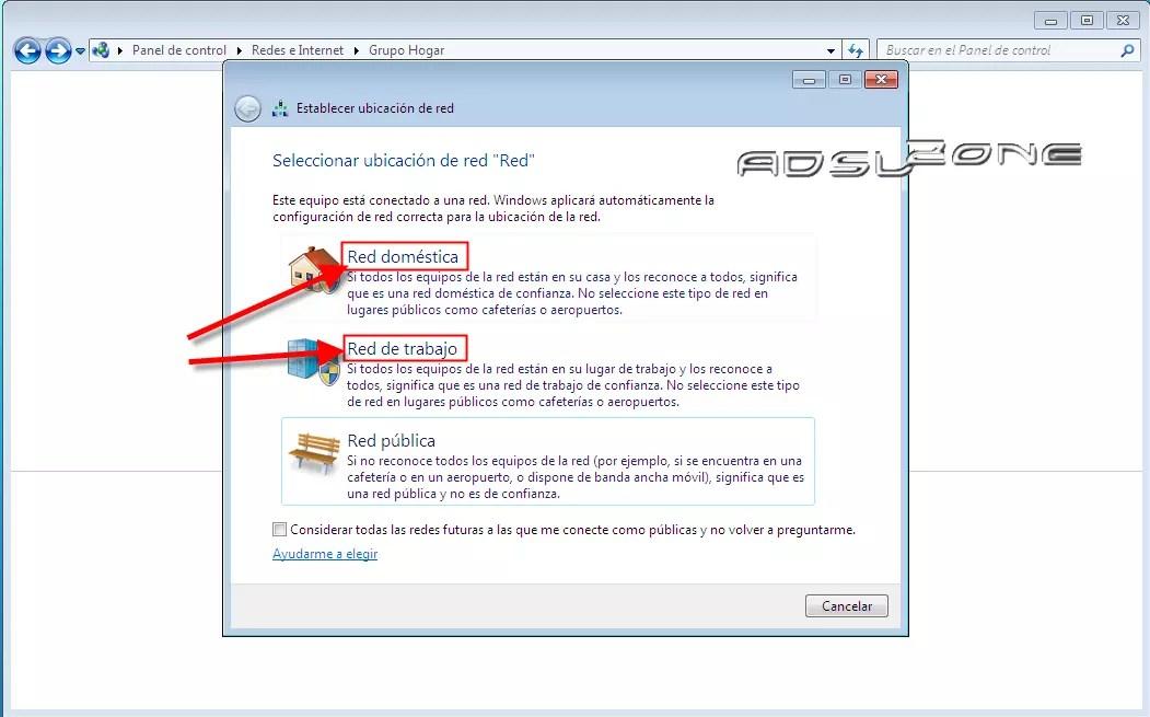 Red Local Windows 7