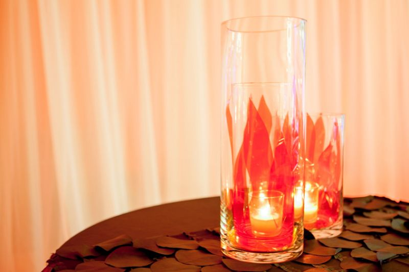 Themed Table Centerpieces
