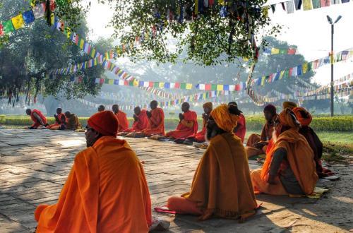 Lumbini Nepal Birthplace of buddha