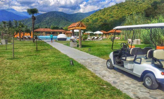resorts in Georgia
