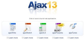Ajax13applications