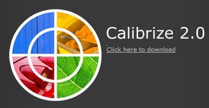 calibrize small Calibrize   cool freeware helps you calibrate your monitor in three easy steps