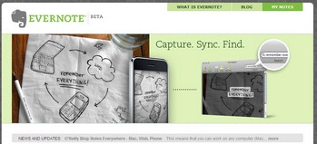 evernote small Evernote   remember everything...and find it again?