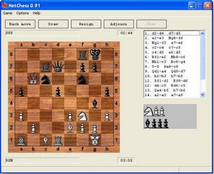 netchess small NetChess   online multiplayer chess for free