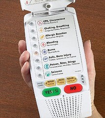 interactive1staidguide small Interactive Talking First Aid Guide   calm vocal assistance when you need it most