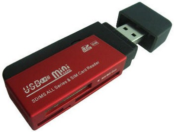 MulticardSIMreader