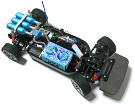 Horizon H Cell – fuel cells for remote control cars