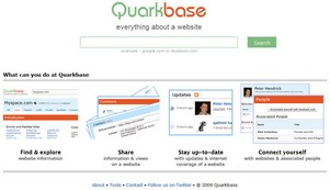 quarkbase small Site checkers   everything you need to know about that website