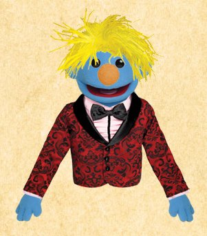 The Muppet Whatnot Workshop – Design your own Muppet