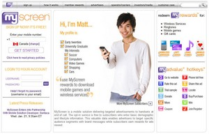 myscreen small MyScreen   get paid to view ads on your smartphone