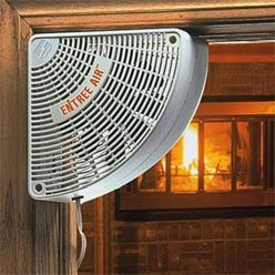 Room to Room Fan – share the love and the warmth