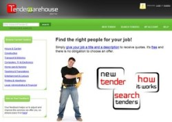 TenderWarehouse – new job auction service makes it easy to find local contractors