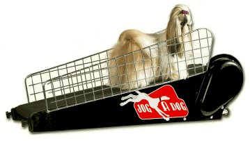 Jog A Dog – doggie treadmill to make your pooch paunchless