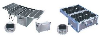 MSolar – portable solar solutions