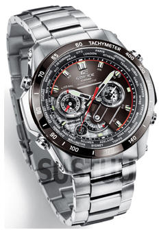 Casio Edifice Solar Watch – more power and a fair amount of glory