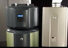 GE Hybrid Electric Water Heater – world's first Energy Star water heater