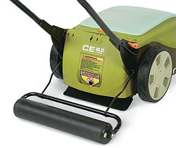 Neuton CE6 – Stylish battery powered lawn mower with extras