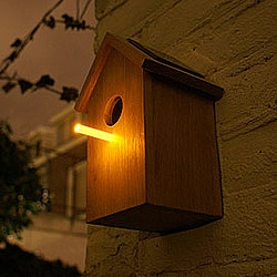 Solar Birdhouse – make a glowing birdhouse in your soul