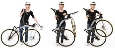 Switch Commuter Bike – simple practical folding bike