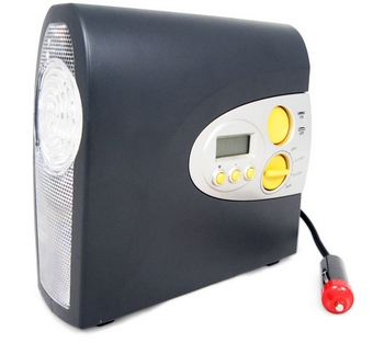 Digital Tyre Compressor – automatic tyre pump