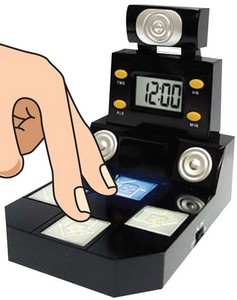 Fingerdancealarmclock