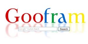 goofram Goofram   Google vs WolframAlpha