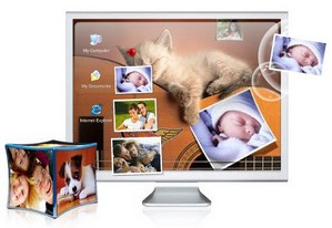 photojoy small PhotoJoy   freeware turns your photos into wallpapers, screensavers and widgets