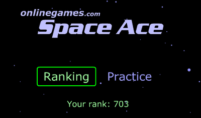 spaceace Space Ace   Multiplayer Flash game