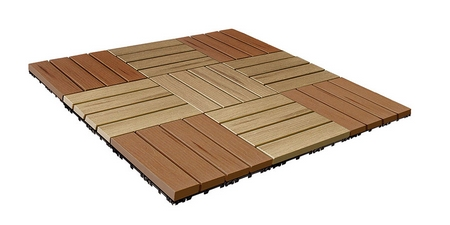 EcoShield Deck Tiles – a stylish way to go green
